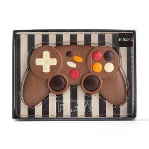 Game Controller aus Schokolade von Hussel, 70g