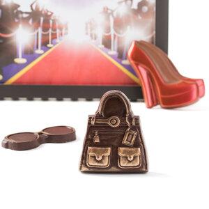 Schokoladen Fashion Queen Set von Hussel, 130g