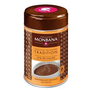 Monbana  Chocolate Powder Tradition, 250g