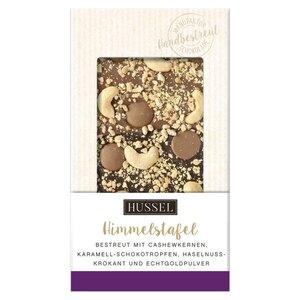 Schokolade Himmelstafel von Hussel, 100g