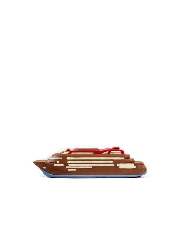 """Vollmilch-Schokolade """"Schokoladen-Kreuzfahrtschiff"""" von Hussel, 175g"""