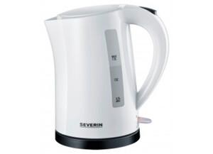 Severin Wasserkocher WK 3494 1,5 Liter weiß
