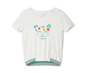 T-Shirt in Schlupfform