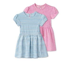 2 Baumwoll-Kleider