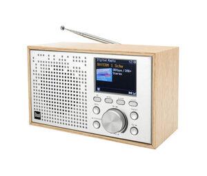 Dual-DAB+-Radio mit Bluetooth® »DCR100«