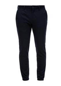 Herren Slim Fit: Jogg Suit-Hose mit Muster