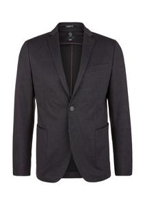 Herren Slim: Jogg Suit-Sakko aus Jersey