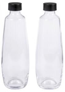 SodaStream DUO 1 Liter Glasflasche Twinpack