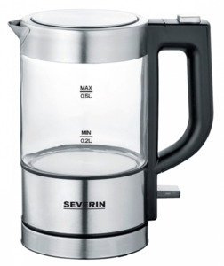 Severin Mini Glas-Wasserkocher WK3499