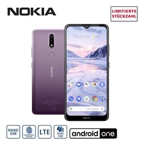 Smartphone 2.4 • Dual-Hauptkamera mit Tiefensensor (13 MP + 2 MP) • 5-MP-Frontkamera • 2-GB-RAM, bis zu 32 GB interner Speicher • microSD™-Slot bis zu 512 GB • Android™ 10