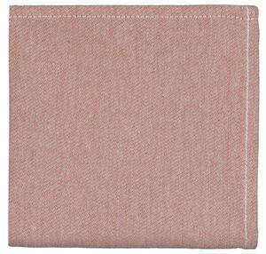 HEMA Geschirrtuch, 65 X 65 Cm, Baumwolle, Terrakotta