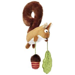 Sigikid Babyschalenmobile  41010 Eichhörnchen  Mehrfarbig
