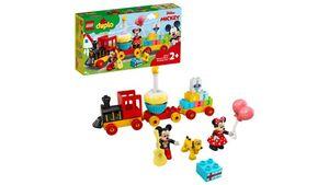 LEGO DUPLO - 10941 Mickys und Minnies Geburtstagszug