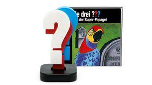 tonies - Hörfigur für die Toniebox: Die Drei ???: Der Super-Papagei Limited