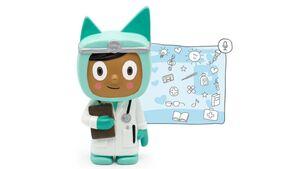 tonies - Hörfigur für die Toniebox: Kreativ-Tonie Ärztin