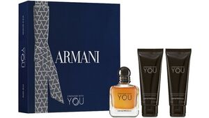 EMPORIO ARMANI Stronger with You Geschenkset Spring