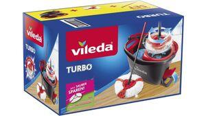 vileda TURBO Box inkl. gratis 2in1 Turbo Ersatzbezug