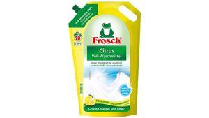 Frosch Citrus Voll-Waschmittel