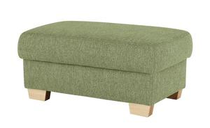 smart Hocker  Valencia - grün - Polstermöbel
