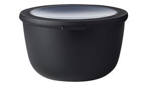 Mepal Multischüssel 2,0l  Cirqula - schwarz - Kunststoff - Geschirr