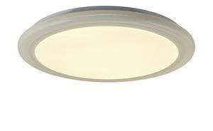 KHG LED-Deckenleuchte mit Fernbedienung - weiß - Lampen & Leuchten