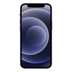 "Apple iPhone 12 mini 64GB Dual-SIM Schwarz [13,7cm (5,4"") OLED Display, iOS 14, 12MP Kamera]"