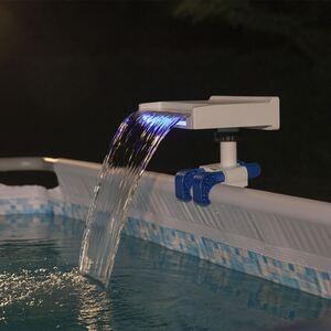 Bestway #58619 Wasserfall mit LED-Licht
