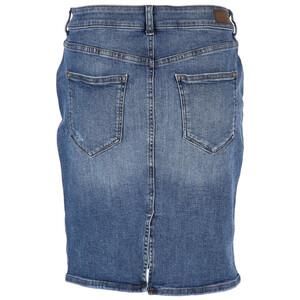 Damen Jeans Rock