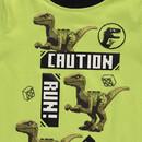 Bild 3 von Jungen Schlafanzug mit Dinoprint