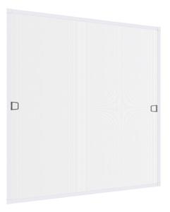 Powertec Insektenschutz Plus Rahmen Fenster 100x120cm Weiß