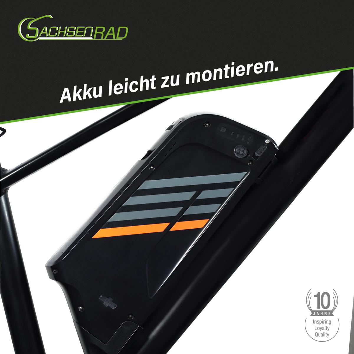 Bild 2 von Sachsenrad E-Racing Mountain Bike R6 28 Zoll