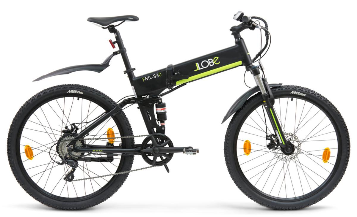 """Bild 1 von LLobe Faltrad Mountain E-Bike 27,5"""" FML 830 36V / 10,4Ah"""