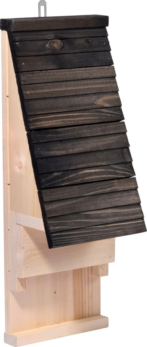 Bild 2 von dobar Fledermauskasten mit Belüftungsschlitzen, Schwarz