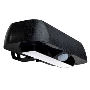 I-Glow LED-Power-Dachrinnenlicht, mit Bewegungssensor - Schwarz
