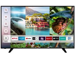 Luxor LED-Fernseher 50 Zoll DL50U550T1CW 4K-UHD