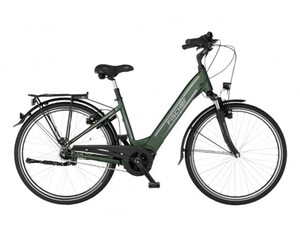 Fischer City E-Bike Damen 26 Zoll Cita 4.1i 418 gn