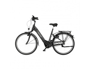 FischerCity E-Bike Damen 26 Zoll Cita 4.1i 418 sw