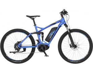 Fischer E-Mountainbike Herren 27,5 Zoll EM 1862.1 557 bl