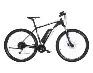 Fischer E-Mountainbike Herren 29 Zoll EM 1724.1 557 sw
