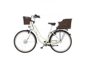 Fischer Retro E-Bike Damen 28 Zoll ER 1804 317 bg
