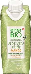 enerBiO Aloe Vera Drink Mango