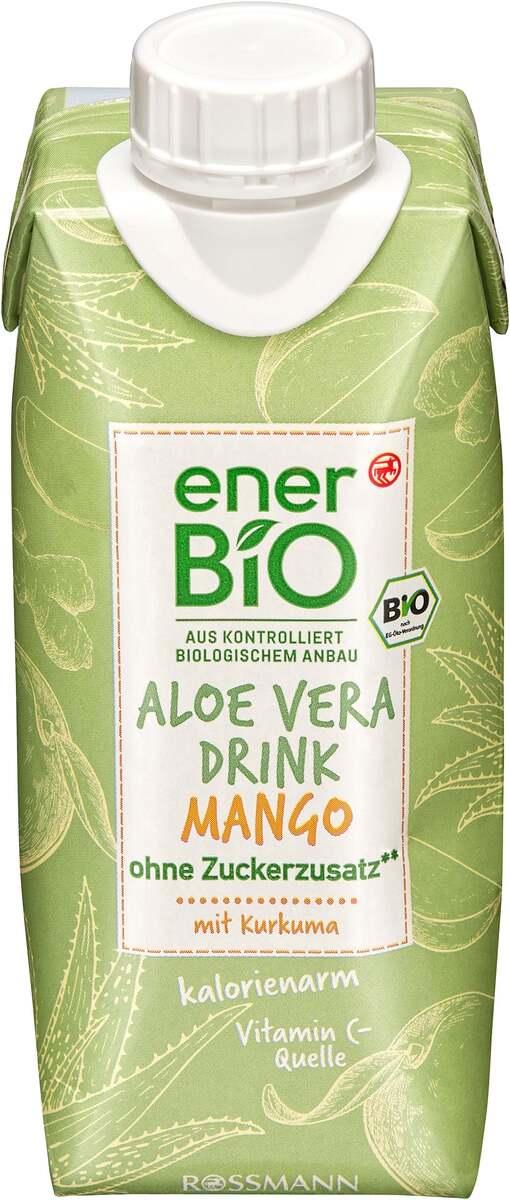 Bild 1 von enerBiO Aloe Vera Drink Mango