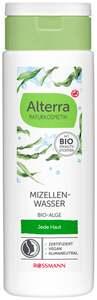 Alterra NATURKOSMETIK Mizellenwasser Bio-Alge