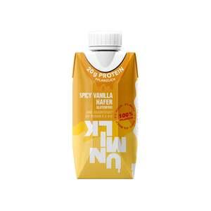 UNMILK Spicy Vanilla Hafer Protein-Drink