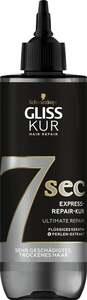 Schwarzkopf Gliss Kur 7 Sekunden Express-Repair-Kur Ultimate Repair