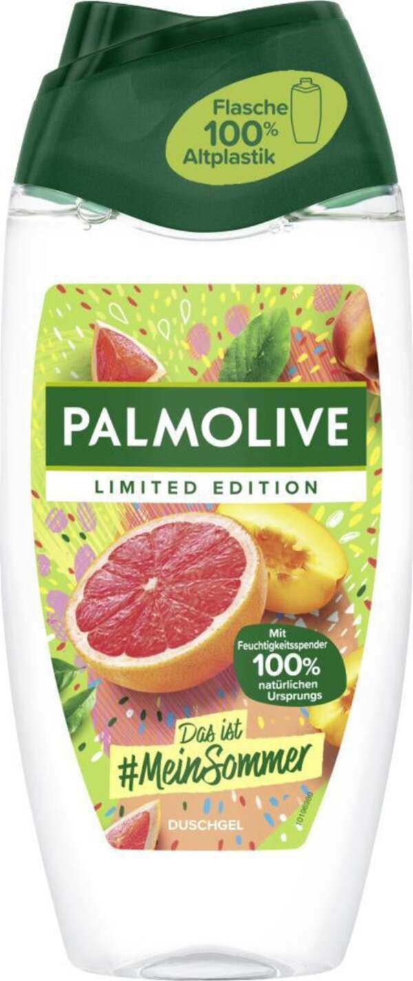 Palmolive Duschgel Das ist #Mein Sommer