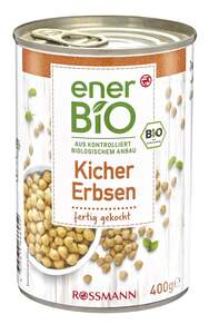 enerBiO Kichererbsen