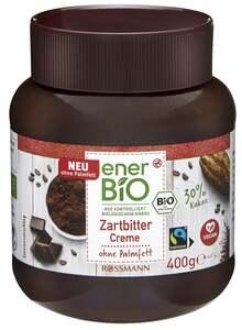 enerBiO Zartbittercreme