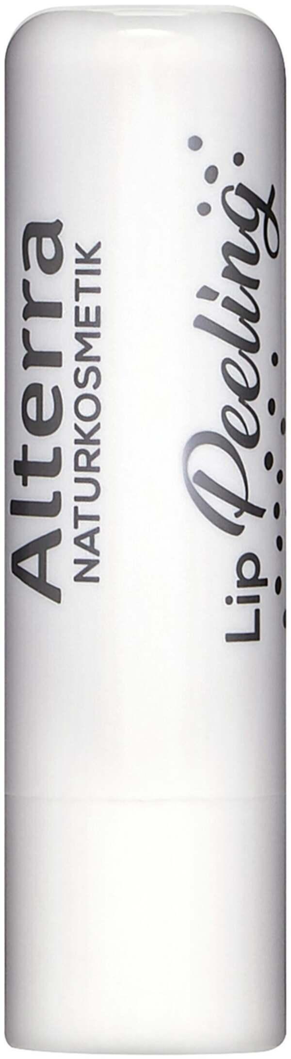 Alterra NATURKOSMETIK Lip Peeling