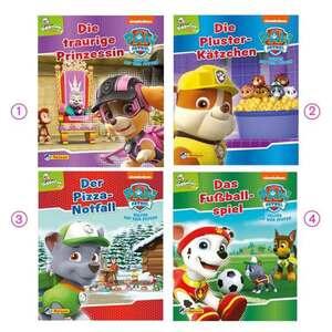 Minibuch PAW Patrol (9-12)